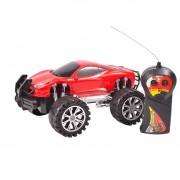 Juguete Auto 4x4 Ruedas Grandes A Radio Control Remoto