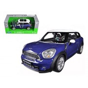 2 Doors Mini Cooper S Spaceman 1/24 Scale By Welly