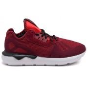 Adidas Sneakers Scarpe Donna Tubular Runner Wave, Taglia: 44, Per adulto Uomo, Rosso, S74812