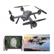 Myself-drone HD Air Control Remoto Remoto GPS Modo sin Cabeza Altamente mantenido y 3D Flip 5G Cámara HD Resolución 1080P para niños Adultos y Principiantes (305 * 305 * 90mm) Negro