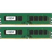 Kit Memorie Crucial 16GB 2x8GB DDR4 2400MHz CL17 Dual Channel