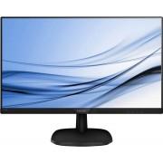 "Philips V-line 243V7QDAB - LED-monitor - 24"" (23.8"" zichtbaar) - 1920 x 1080 Full HD (1080p) - IPS - 250 cd/m² - 1000:1"