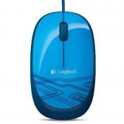 Logitech M105 Rato Ótico 1000DPI Azul