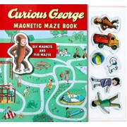Curious George Magnetic Maze Book, Hardcover/H. A. Rey
