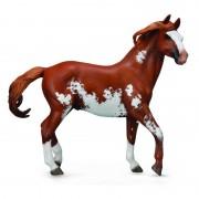 Figurina Armasar Mustang Deluxe, 24.5 x 20.5 cm
