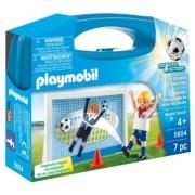 Set Portabil - Poarta De Fotbal Playmobil