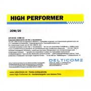 High Performer HD SAE 20W-20 Monograde olie 208 liter vat
