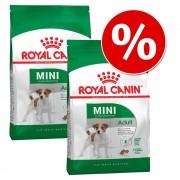 Royal Canin Size Dwupak Royal Canin Mini - Light Weight Care, 2 x 2 kg Darmowa Dostawa od 89 zł i Super Promocje od zooplus!