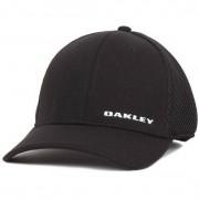 Oakley Keps Silicon Bark 4.0 Black Flexfit - Oakley