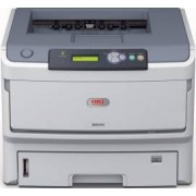 Imprimanta Laser Monocrom OKI B840dn Duplex Retea A3A4