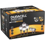 Duracell Low Voltage LED Garden Lighting Kit -6PK (LV8502ORBT-DU-UK)