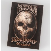 Cărți de joc Bicycle Licensed - ALCHEMY GOTHIC - CARD8
