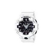 Relógio Casio Masculino G-Shock Branco Ga7007adr