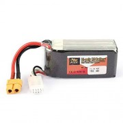 KMtar5MX ZOP Power 11.1V 1500mAh 40C 3S 3S1P Lipo Battery XT60 Plug Rechargeable For RC Racing Drone Helicopter Car Boat Model
