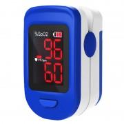Pulsoximetru RedLine FS10C, indica nivelul de saturatie a oxigenului, masoara rata pulsului
