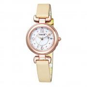 CITIZEN/シチズン WICCA(ウィッカ) ソーラーテック電波時計 KL0ー669ー13 ★有村架純 限定モデル★