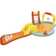Loc de joaca Bestway cu piscina gonflabila