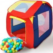 Cort Joaca Copii cu 50 Bile
