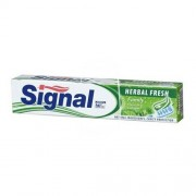 Signal fogkrém 75ml Family care Herbal fresh