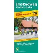 Fietskaart Emsradweg | Publicpress