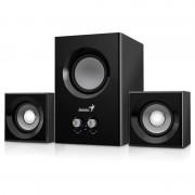 Sistem audio 2.1 Genius SW-2.1 375 Black