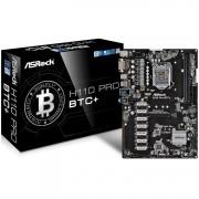 MB, ASRock H110 PRO BTC+ /Intel H110/ 13xPCIE/ DDR4/ LGA1151 (H110_PRO_BTC_PLUS)