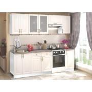 Smartshop Kuchyně LAGOS 180/240 cm, bílý santál
