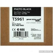 EPSON Photo Black Inkjet Cartridge for Stylus Pro 7900/ 9900 (C13T596100)