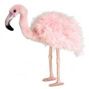 Hansa Grote flamingo knuffel 38 cm