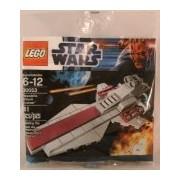 LEGO Star Wars Mini Building Set #30053 Republic Attack Cruiser Bagged