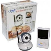 Baby Video Monitor PNI Wireless B2500 cu ecran de 2.4 inch