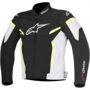 Alpinestars T-Gp Plus R V2 Black / White / Yellow Fluo