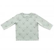 Jollein Shirt Lange Mouw Little lion Grey 74/80