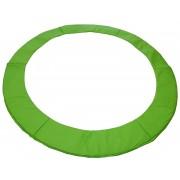 Capetan® 244cm átm. Lime Zöld színű PVC trambulin rugóvédő 20mm vastag szivacsozással, 26 cm rugóvéd