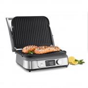 parrilla digital cuisinart gr-5bes 13 pulgadas - plata