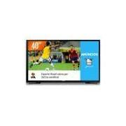 Smart TV LED 40' Full HD Samsung LH40RBHBBBG/ZD 2 HDMI USB Wifi Integrado Conversor Digital