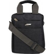 Zipline Men & Women Grey Messenger Bag