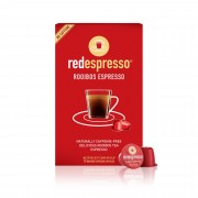 Capsule ceai Red Espresso® Rooibos Espresso fara cofeina - Compatibile Nespresso® 10 buc
