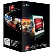 AMD CPU Trinity A10-Series X4 5700 (3.4GHz,4MB,65W,FM2) box, Radeon TM HD 7660D AD5700OKHJBOX