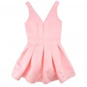 Vestido E-RISUN-pink