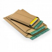 B2B Partner Kartonové zásilkové obálky z lepenky a4+, 100 ks