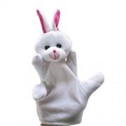 Tonsee%C2%AE Rabbit Tonsee Baby Child Zoo Farm Animal Hand Glove Puppet Finger Sack Plush