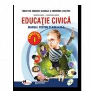 Educatie civica. Manual pentru clasa a III-a partea I + partea a II-a contine editie digitala Autor Dumitra Rada