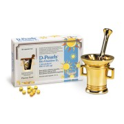 Bio-Vitamina D3 20µg D-Pearls, 80 capsule