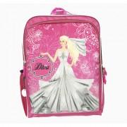 Li'll Pumpkins Pink Lill Diva School bag