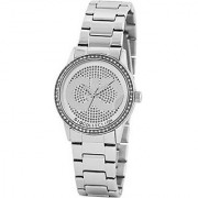 Gio Collection Analog White Dial Womens Watch - G2003-11