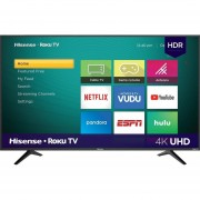 Smart TV 65 Hisense Motion rate 120 Full HD HDR 65R6000FM