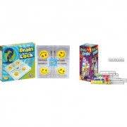 Virgo Toys Brain Lock and Brain Drain Puzzle (Combo)