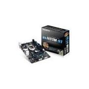 Placa Mãe Gigabyte p/ Intel LGA 1150 mATX GA-H81M-S1, DDR3, VGA, SATA 6Gb/s , USB 3.0, Áud