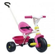 Tricicleta Be Fun 2 in 1, roz